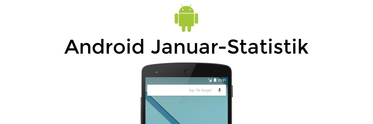 Android 6 erreicht 1%-Hürde