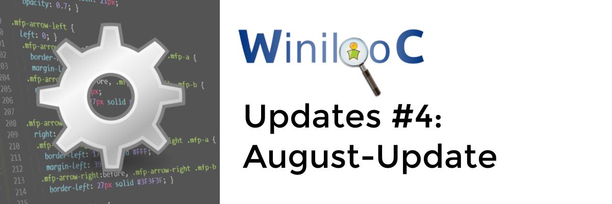 Updates zu WinilooC #4